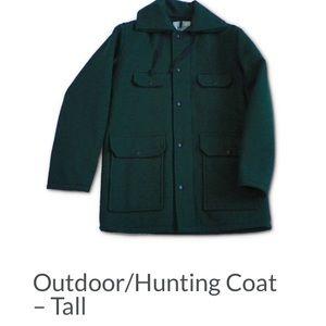 Johnson Woolen Mills Jacket